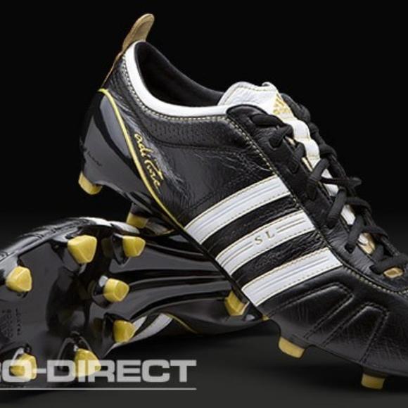half off d434c 64615 Adidas AdiPure SL Soccer Cleats